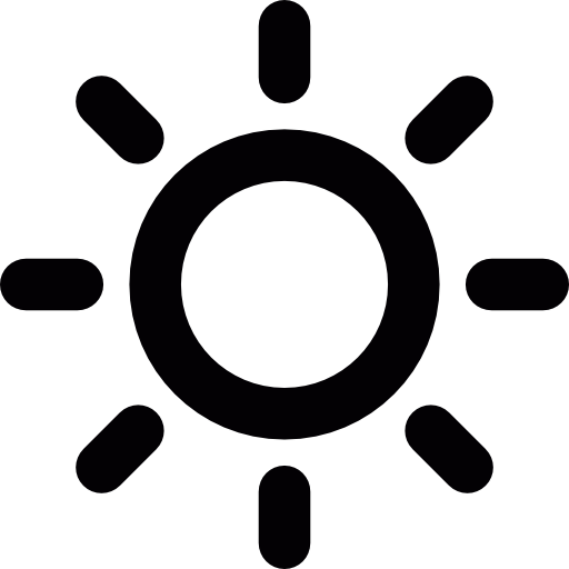 Clear, Sun, Weather Icon Free Of Cumulus Icons