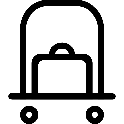 Amenities Outline Icon