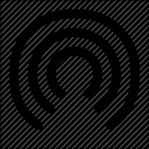 App, Hotspot, Net, Ui, Ux, Web Icon