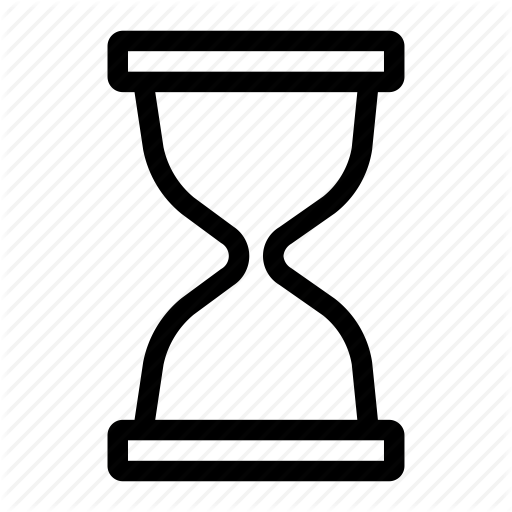 Clock, Hour, Hourglass, Minute, Sand, Time Icon