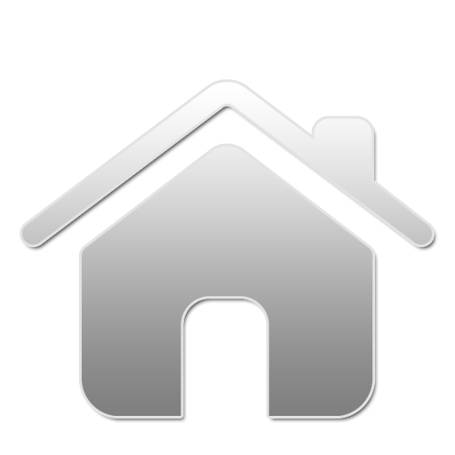 Grey House Icon Images