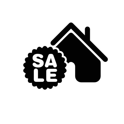 Selling A House Icon Free Icons Download