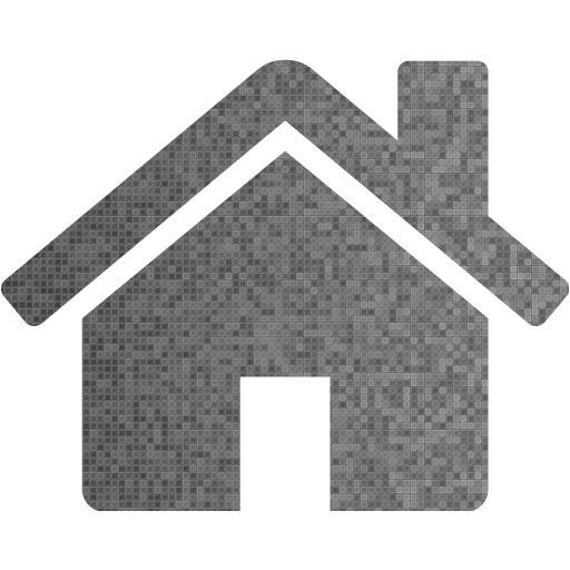 Custom Color House Icon