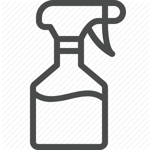 Cleaner, Housekeeping Icon