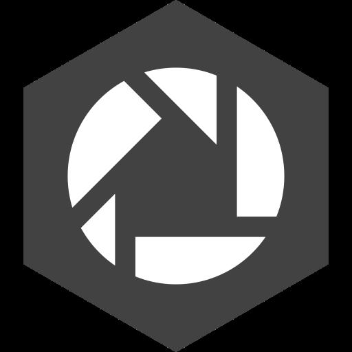 Media, Hexagon, Social, Houzz Icon