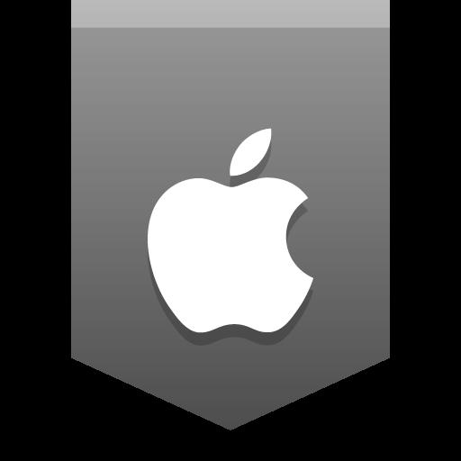 Apple Icon Social Media Buntings Iconset Social Media Icons