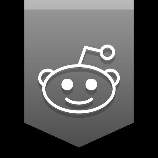 Reddit Icon Social Media Buntings Iconset Social Media Icons