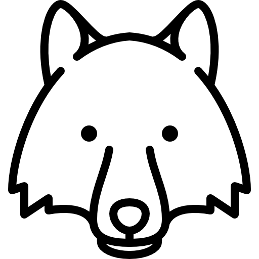 Wolf Head Icons Free Download