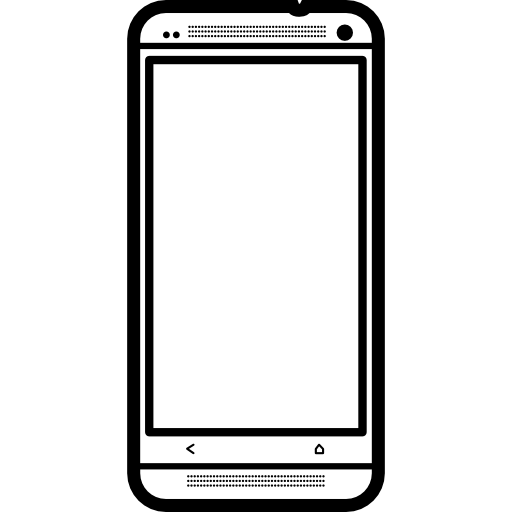 Mobile Phone Popular Model Htc One Icons Free Download