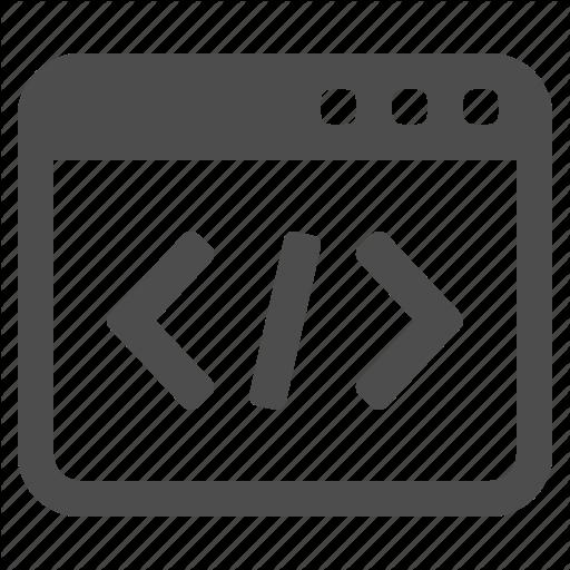 Code, Coding, Html, Web Design, Web Page, Webpage, Website Icon