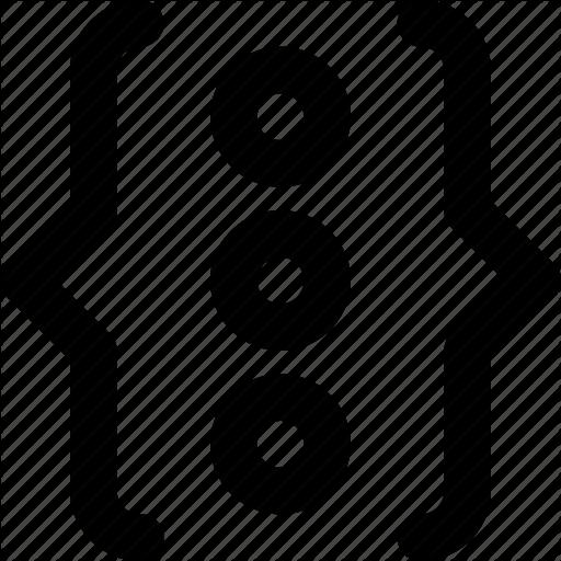Brackets, Code, Html, Php, Script Icon