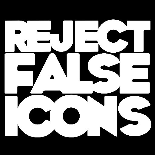 Reject False Icons On Twitter I Don't Want This Isolation