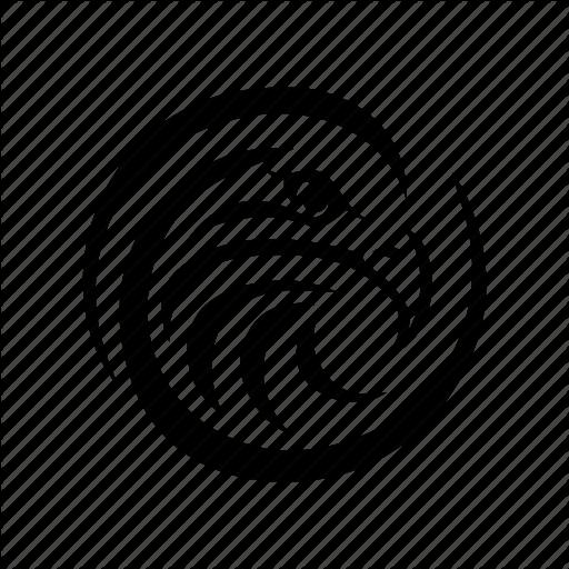 Animal, Bird, Eagle, Head, Security, Shape, Sign Icon Icon