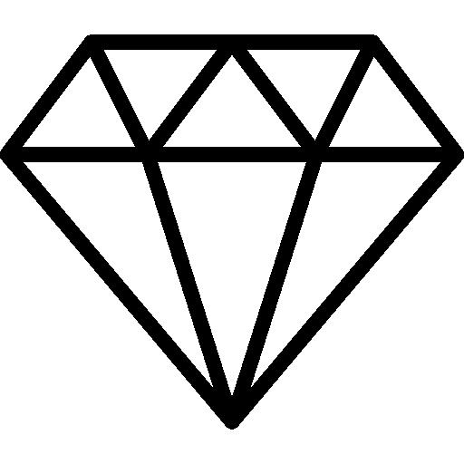 Diamond Free Vector Icons Designed