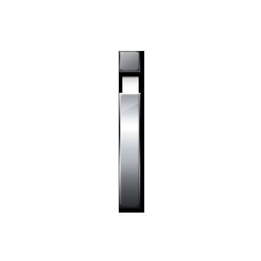 Icon Letter I Symbol