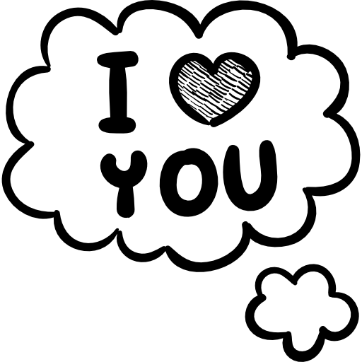 I Love You Icons Free Download