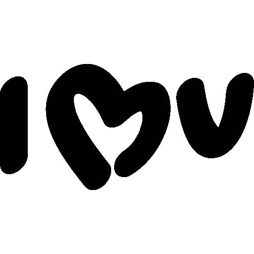 I Love You Symbols Icons Free Download