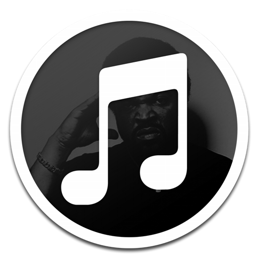 Itunes Black Ice Cube Icon