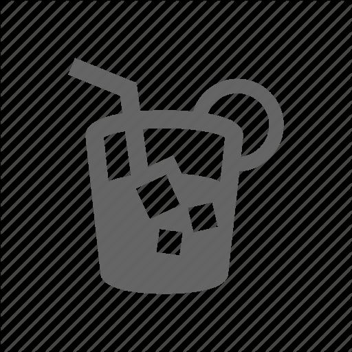 Drinking, Drinks, Ice, Mug Icon