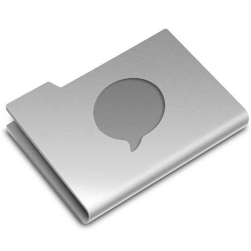 Ichat Icon Free Search Download As Png