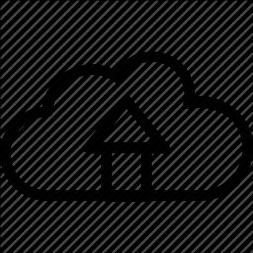 Cloud Upload, Computing, Icloud, Storage, Upload Icon