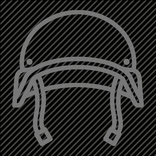 Army, Helmet, Military Icon