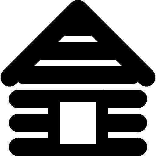 Household Log Cabn Windows Iconset