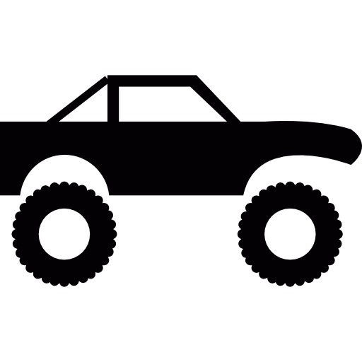 Four Wheel Drive Icon