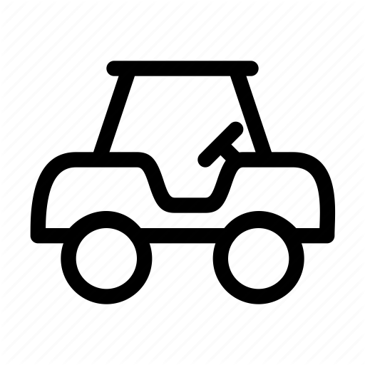Automobile, Beach Car, Buggy, Dune, Jeep, Vehicle Icon