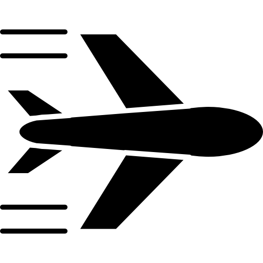 Airplane Flight Icon