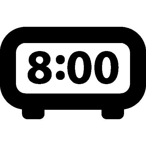 O'clock Alarm Clock Icons Free Download