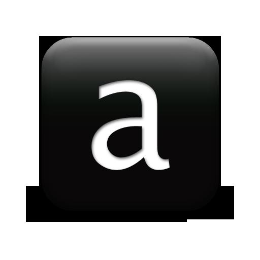 Transparent Icon Letter