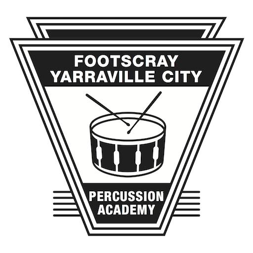 Fycpa Logo Icon Footscray Yarraville City Percussion Academy