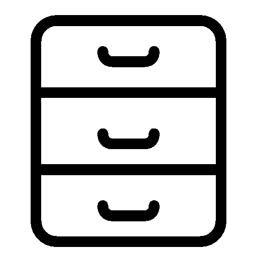 Very Basic Archive Icon Ios Iconset