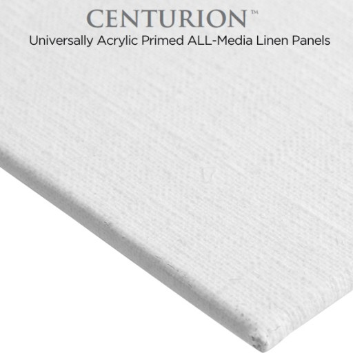Centurion All Media Acrylic Primed Linen Panels