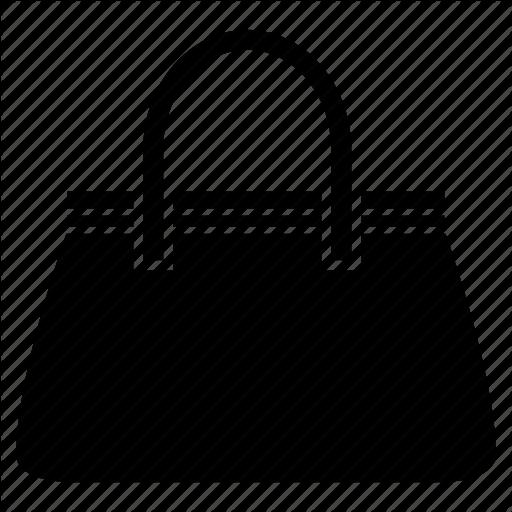 Bag, Ladies Bag, Ladies Purse, Purse, Women's Bag, Women's Purse Icon