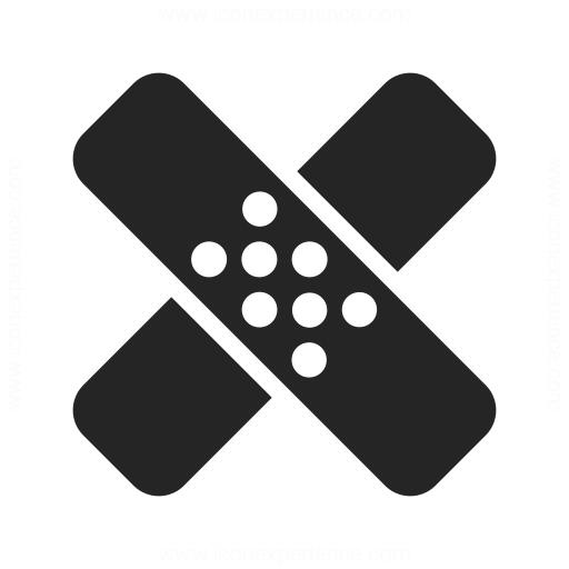 Band Aid Icon Iconexperience