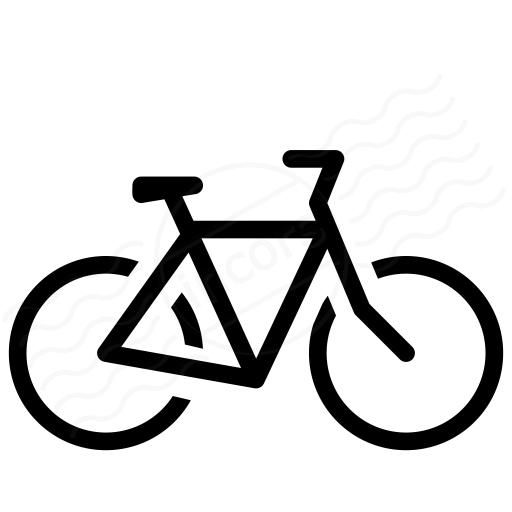 Iconexperience I Collection Bicycle Icon