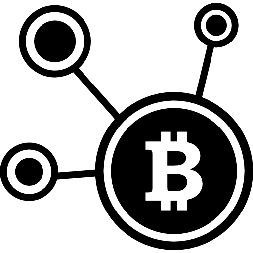 Bitcoin Network Symbol Icons Free Download