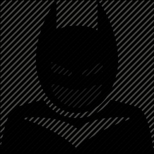 Avatar, Batman, Hero, Super, Superhero Icon