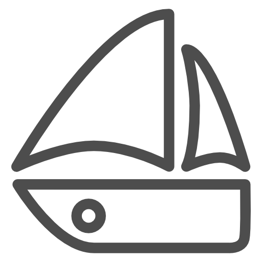 Boat, Sailing, Sail Icon Free Of Travelling Icon Set, Ist Part