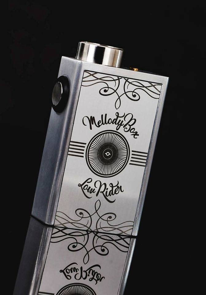 Loud Cloud Mods Low Rider Mellody Box Mod Specifications