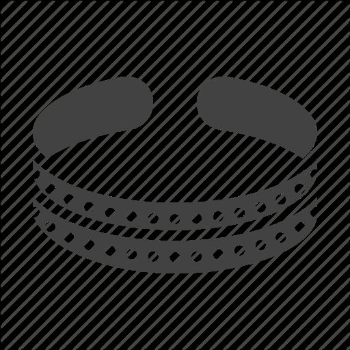 Bracelet, Jewellery, Jewelry Icon