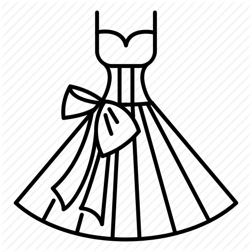 Bride, Dress, Lace, Shopping, Wedding, Wedding Dress Icon