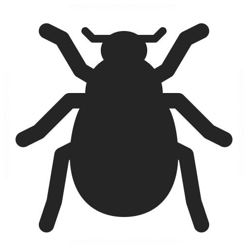 Bug Icon Iconexperience