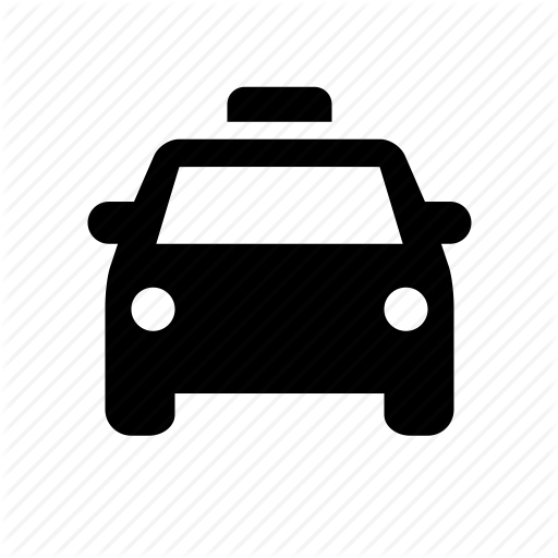 Cab, Car, Limousine, Taxi, Transportation, Travel Icon