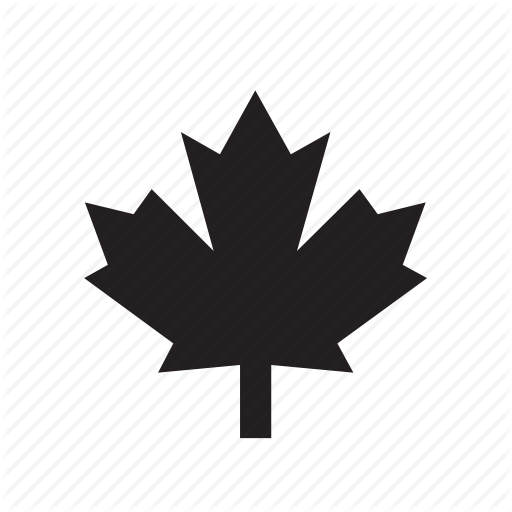 Canada, Canadian, Leaf, Maple, Nature Icon