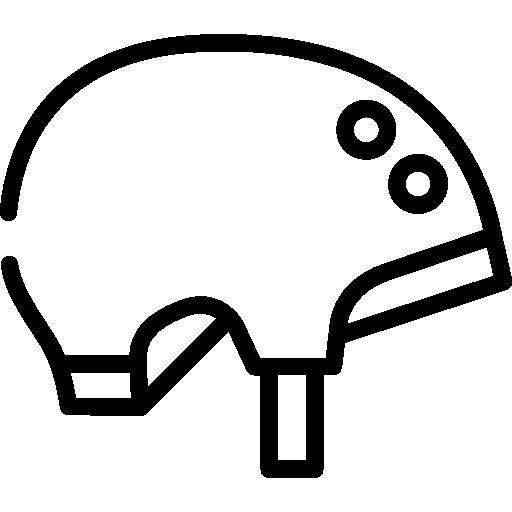 Bike Helmet Icon Helmet