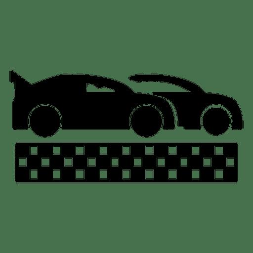 Racing Cars Race Icon