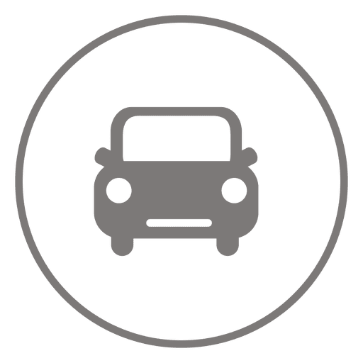 Car Circle Icon